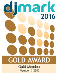 Gold DJmark Awards