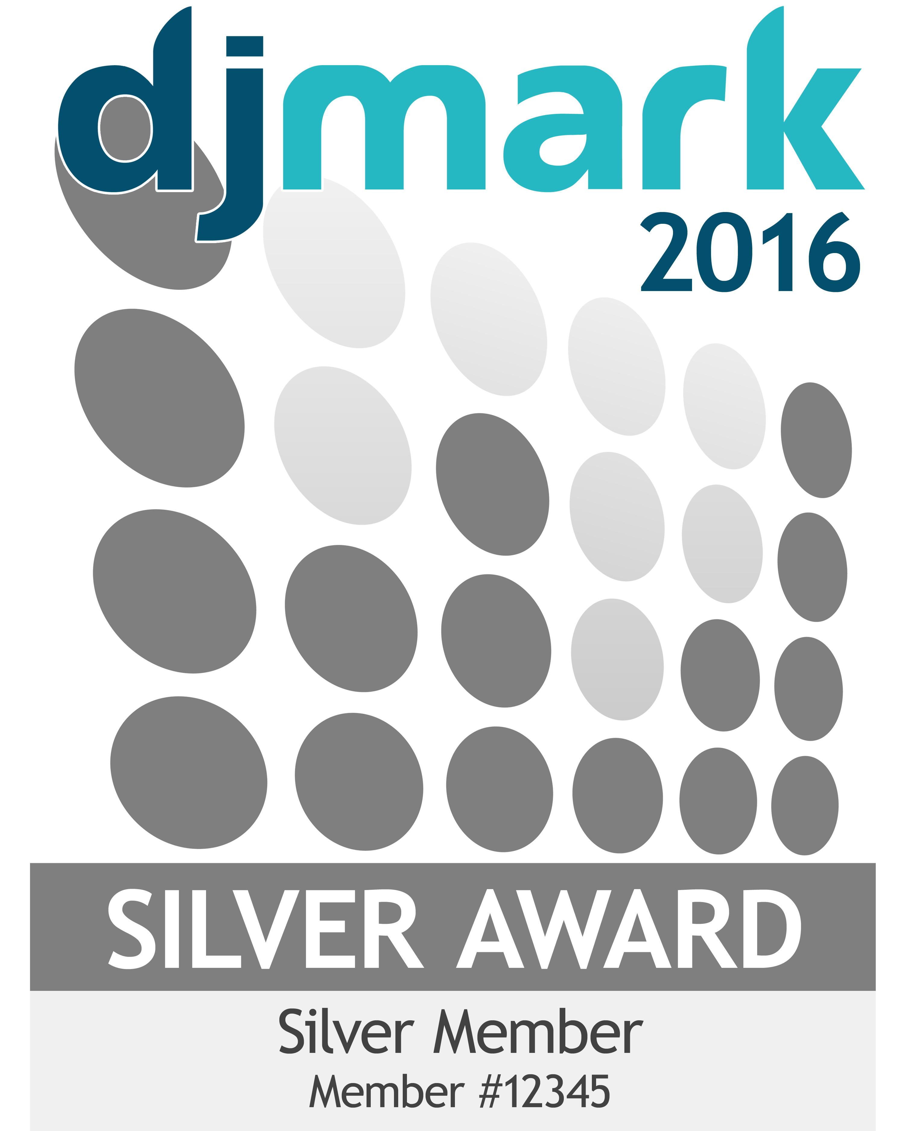 DJmark Silver Award