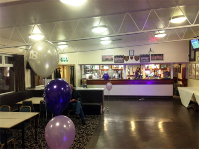 Didsbury Cricket Club Function Room