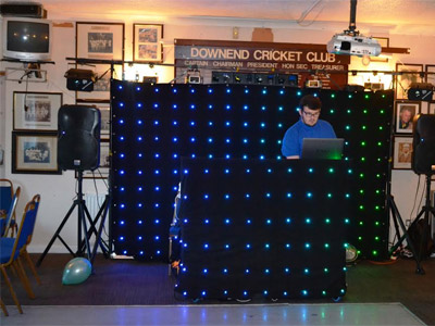 Party picture at Downend Cricket and Social Club