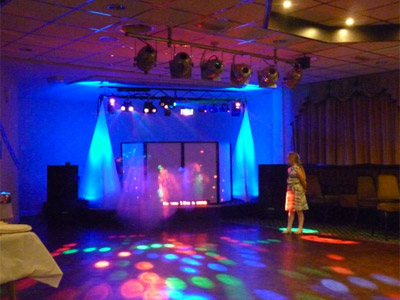 Party picture at Milnrow Cricket Club