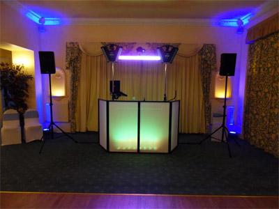 Party picture at Penmorvah Manor Hotel