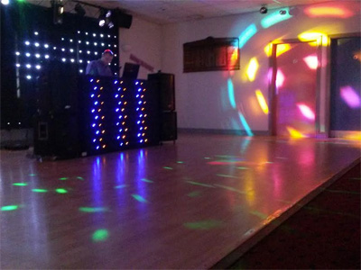Party picture at Fulneck Golf Club