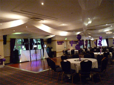 Party picture at Broadfield Park Hotel