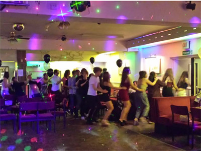 Hazel Grove Conservative Club Stockport Mobile Disco