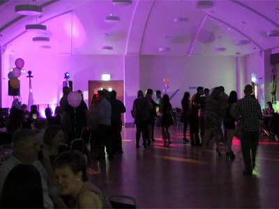 Party picture at Lysaght Institute