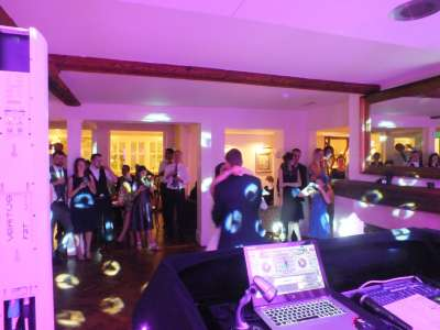 Party picture at George Hotel