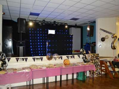 Party picture at Hungerford Community Centre & Social Club