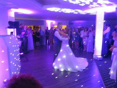 Party picture at Chiseldon House Hotel