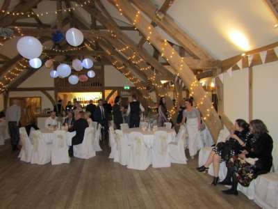 Party picture at Sandburn Hall Hotel
