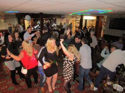 Party picture at Eppleton Cricket Club