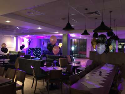 Party picture at Aldingbourne Sports & Social Club