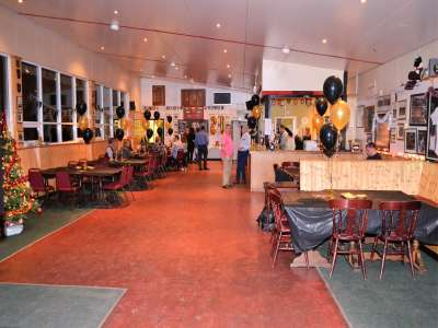 Party picture at Old Redcliffians Rugby Club