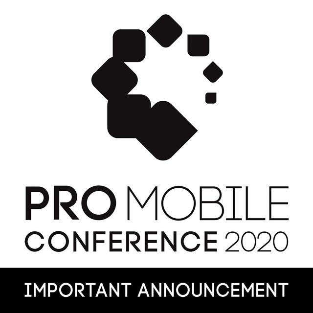 Pro Mobile 2020 Show logo
