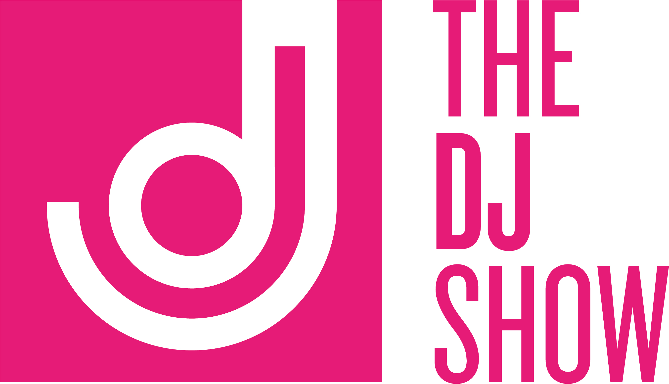 The DJ Show logo